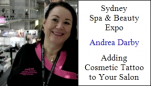 Andrea Darby - Adding Cosmetic Tattoo to Your Salon