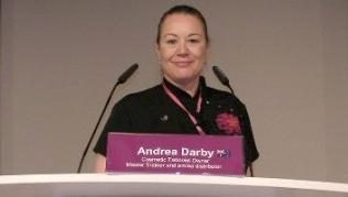 Andrea Darby - International Master Trainer