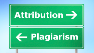 Attribution or Plagiarism, which road will you choose?