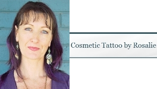 Cosmetic Tattoo by Rosalie Pech