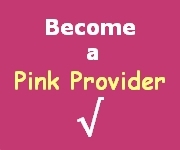 Become a Pink Provider
